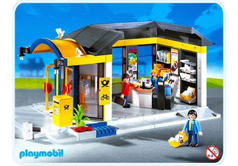 bureau de poste 2 bureau de poste 4400 a playmobil
