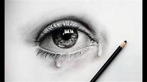 draw  beautiful eye  easily pencil sketch