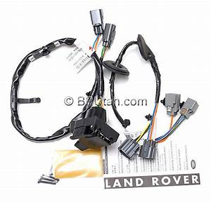 Genuine Land Rover Lr4 Tow Hitch Trailer Wiring Wire Harness Electric Vplat0013