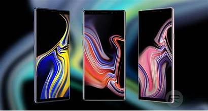 Note Galaxy Wallpapers Samsung Displaymate Smartphone According