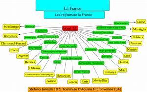francese e non solo: Schéma de civilisation: Les régions de la France