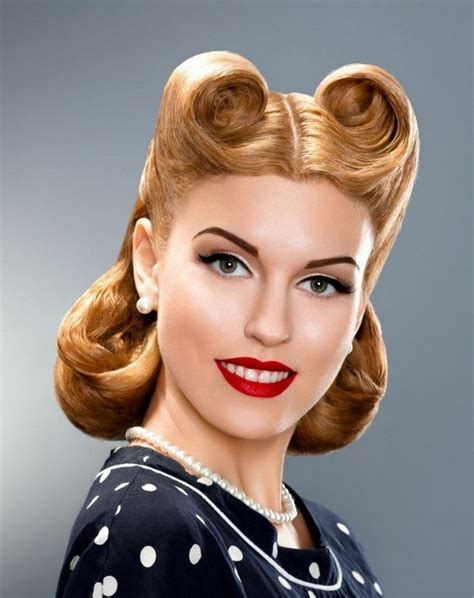 1950s Rock And Roll Hairstyles 50s hairstyles the most popular haircuts and hair styling