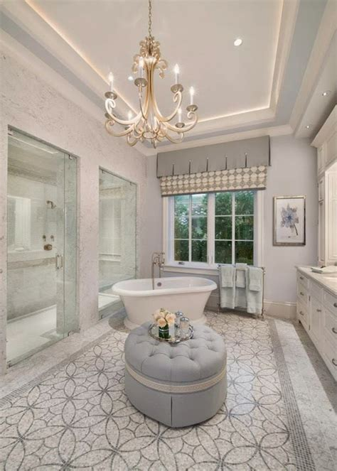 luxury bathrooms  walk  showers