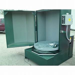 Parts Washer Turntable