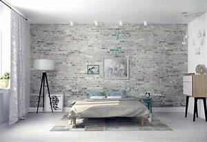Gray Brick Wall Gray Brick Wall Background