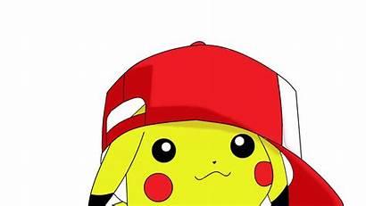 Pikachu Pokemon Background Desktop Wallpapers Simple Monitor