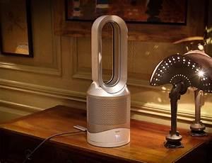 Dyson Pure Hot Cool : dyson pure hot cool link air purifier gadget flow ~ Carolinahurricanesstore.com Idées de Décoration