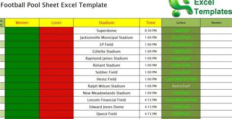excel templates football excel spreadsheet templates