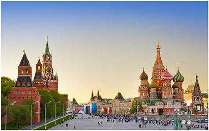 Moscow Square Russia Wallpapers Background Backgrounds