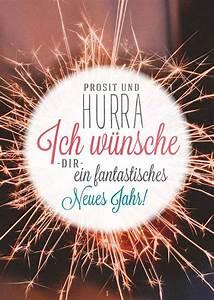 Lustige Bilder Jahreswechsel : neujahrsgr e 2018 20 spr che zum ausdrucken verschicken otto ~ Buech-reservation.com Haus und Dekorationen