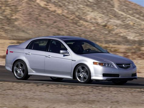 Acura Tl 2004 Horsepower by Acura Tl With Aspec Performance Package 2004