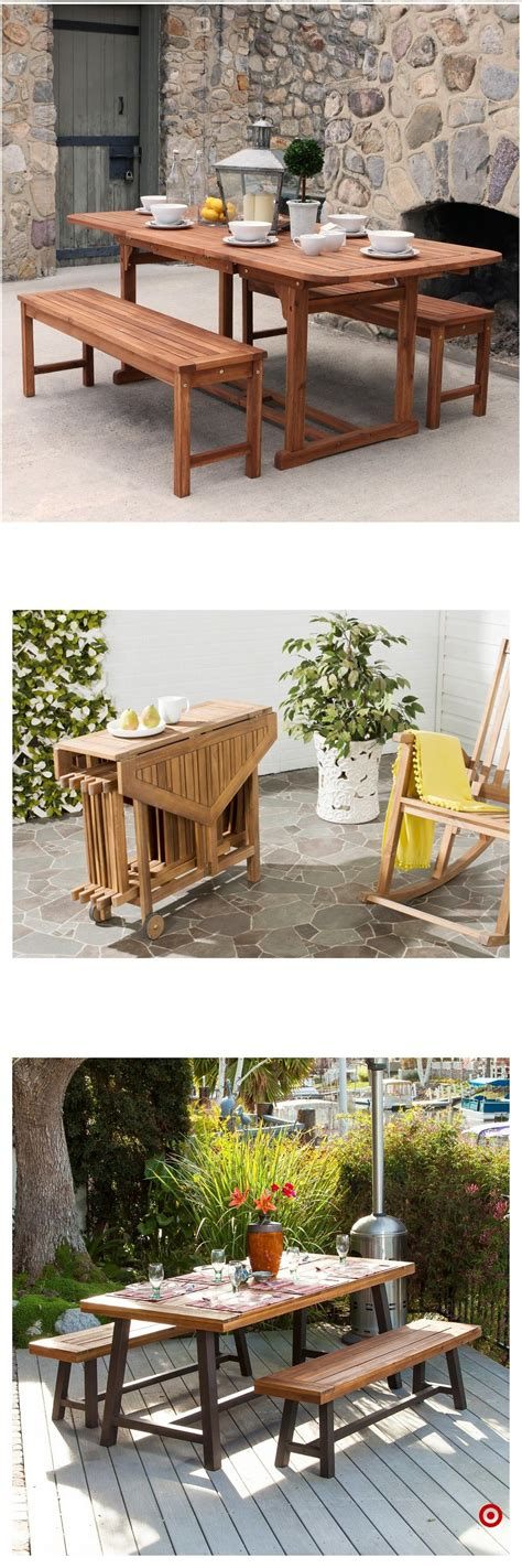 Patio Furniture Prices by Shop Target For Picnic Table You Will At Great Low