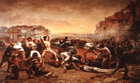 The Real Story Of The Battle Of The Alamo [video]