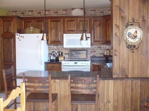 cuisine en pin armoire de cuisine en pin