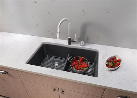 large undermount kitchen sinks what s revealing about reveals blanco by design 6822