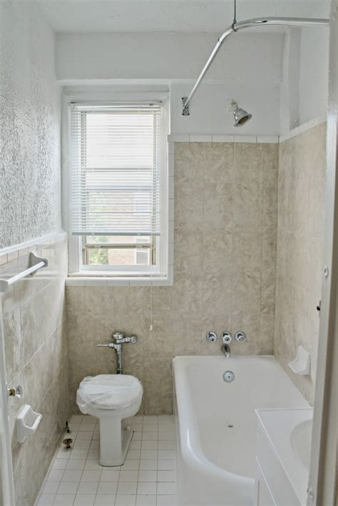 Apartment Bathroom Makeover by The Sink Is Tiny But Seeing That We Re Renting Also