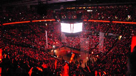 Portland Blazers v Houston Rockets: Game 6 - before the ...