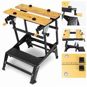 Etabli Pliant Avec Etau : tabli pliant achat vente etabli meuble atelier ~ Premium-room.com Idées de Décoration