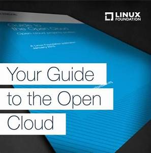 New Open Cloud Primer From The Linux Foundation