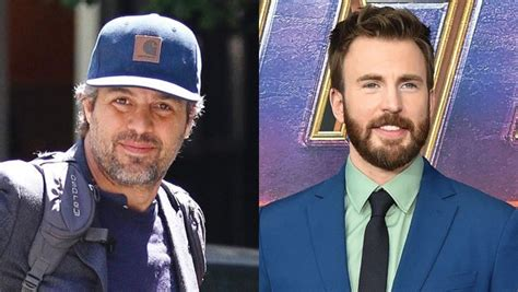 Mark Ruffalo Trolls 'Avengers' Co-Star Chris Evans After ...