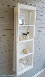 25 best ideas about etageres de fenetre sur pinterest With beautiful meuble etagere avec porte 9 cuisine salle de bain placard bibliothaque