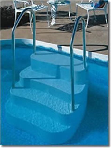 Above Ground Pool Ladder For Deck by 25 Best Ideas About Pool Ladder On Swimming