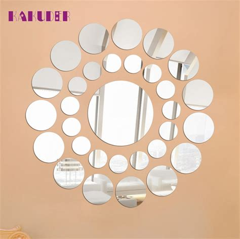 Alibaba.com offers 1,230 circle wall decorative mirror products. 31X Round Mirror Wall Sticker Acrylic Surface Decal DIY Art Home Decoration Mirror stickers ...