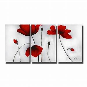 Best ideas about red wall art on
