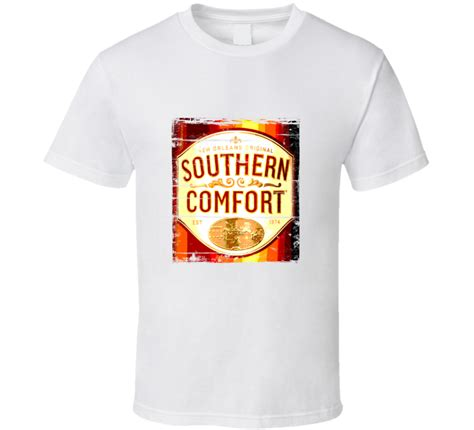 southern comfort shirts southern comfort whisky distressed aged look t shirt