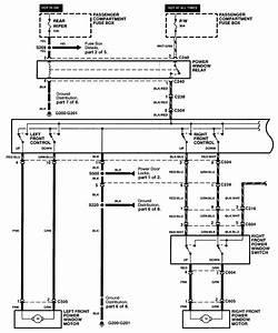 1999 Kia Sportage Driver Door Latch Repair Diagram