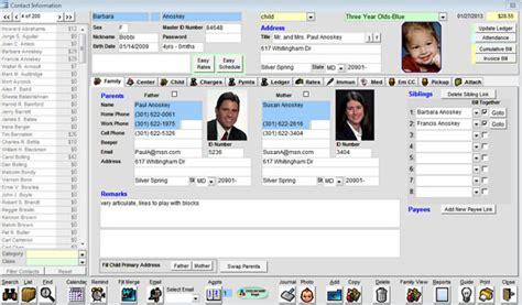 childcare sage professional childcare management software