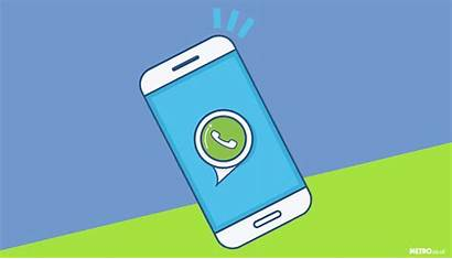 Whatsapp Smartphone Addiction Metro Actually Phone Yes
