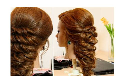 simple hair style vedio download