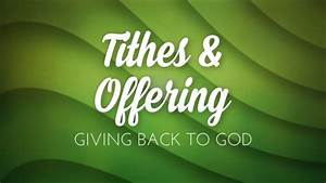Text Features Powerpoint Emerald Waves Tithing Still Playback Media Sermonspice