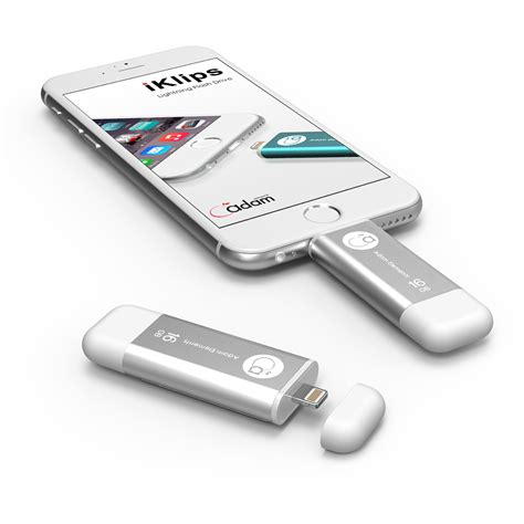 flash drive for iphone iklips apple lightning otg flash drive usb 3 0 16gb for