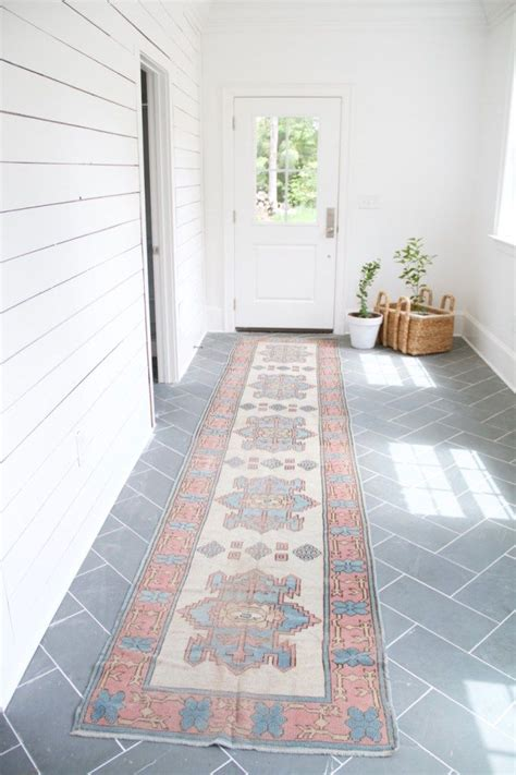 patterned kitchen floor tiles montauk blue slate tile 16x16 cut into a herringbone 4106