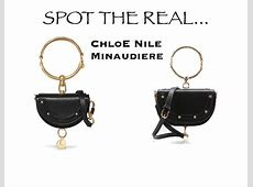 The Chloé Nile Minaudiere Look For Less Wishes & Reality