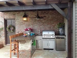 20, Beautiful, Outdoor, Kitchen, Ideas