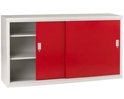 sliding door storage cabinet h1020 x w1830 x d460mm