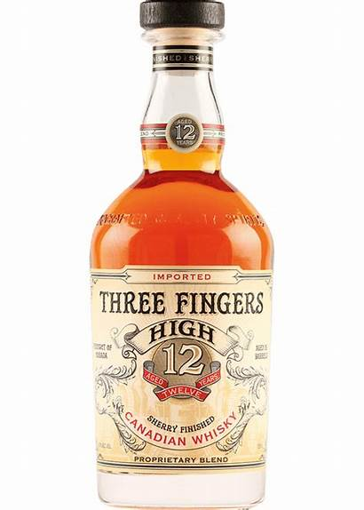 Fingers Three Whisky Yr Wine Canadian