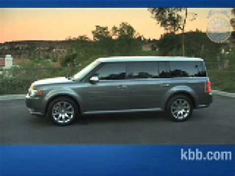 ford flex review kelley blue book youtube