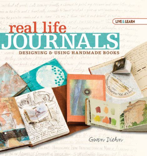 Live & Learn Real Life Journals Designing & Using Handmade Books (aarp®)  Association For