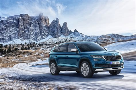 Skoda Kodiaq Edition 20 Tdi 150 Dsg Review
