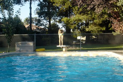 backyard swimming pools don t get bored in idaho we can t all have backyard swimming pools
