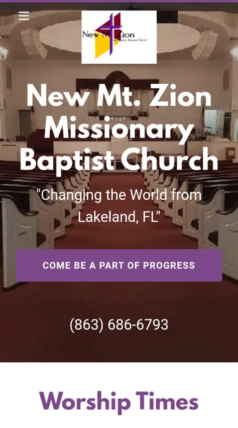 To speak with one of our family advisors about nursing home options and costs in winter haven, call you also consent that we, or our partner providers, may reach out to you about senior living solutions or medicare insurance using a system that can. New Mt. Zion Missionary Baptist Church - Home | Facebook