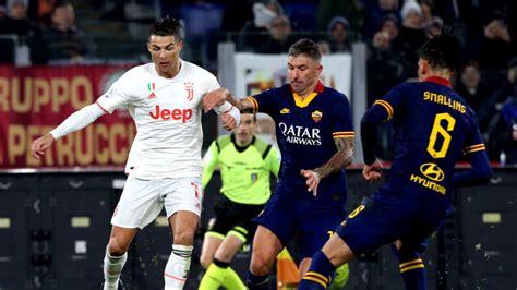 Roma x Juventus | Onde assistir, prováveis escalações ...