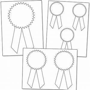 Printable Award Ribbons | Classroom | Pinterest