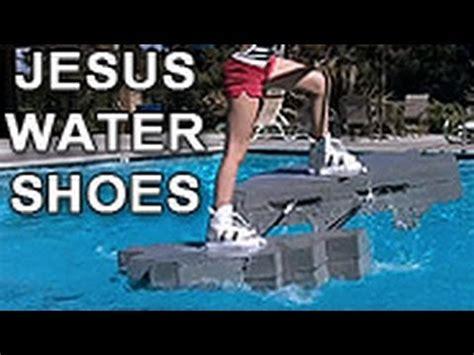 jesus walks  water jesus water shoes   eyes