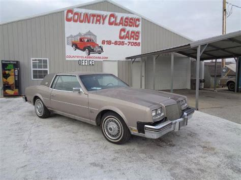 1984 Buick Riviera Parts by 1984 Buick Riviera For Sale 2049289 Hemmings Motor News