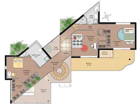 maison d architecte 1 d 233 du plan de maison d architecte 1 faire construire sa maison